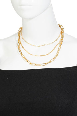 Haven Layer Necklace