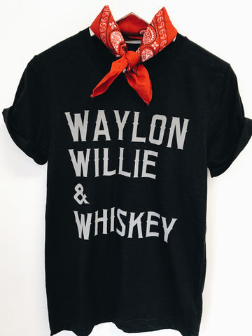 Waylon Willie Whiskey