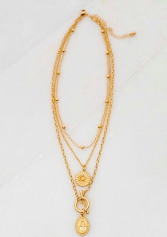 Beverly Layer Necklace