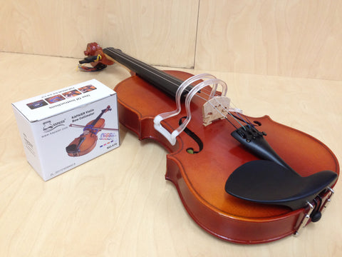 Kapaier 470/480-CL Violin Bow Collimator,1 Step Setup,for 4/4, 3/4, 1/2 ,1/4,1/8,1/10 Size Violin
