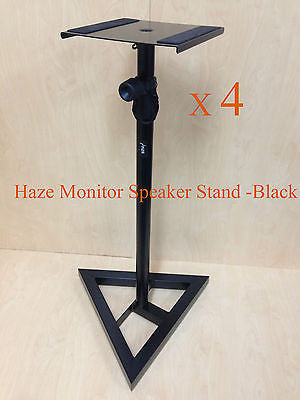 Four(x4) SS015 Speaker Stand for Home Theatre Monitor,Speaker,Floor Stand Sound