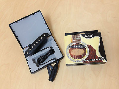Belcat SH-85 Soundhole Pickup for Acoustic Guitar