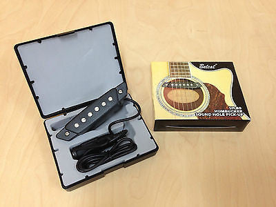 Belcat SH-80 Humbucker Soundhole Pickup for Acoustic Guitar