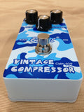 Belcat CMP-509 Vintage Compressor Effects Pedal,Blue, 110mm(L)* 60mm(W)* 50mm(H)