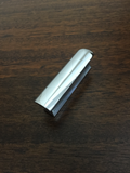 Stainless Steel Guitar Slide Solid Tone Bar Silver |HS38ST|