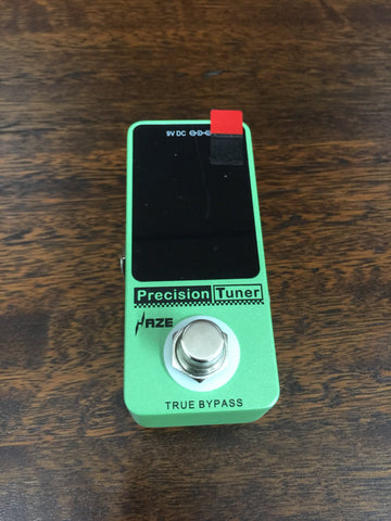 Haze Tuner Pedal LED Display