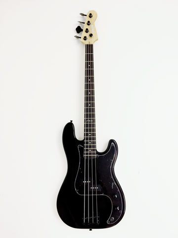 Haze 4-String Electric Bass Guitar+ Free Bag ,Tuner,3 Picks.|HSPB1901BKBH|