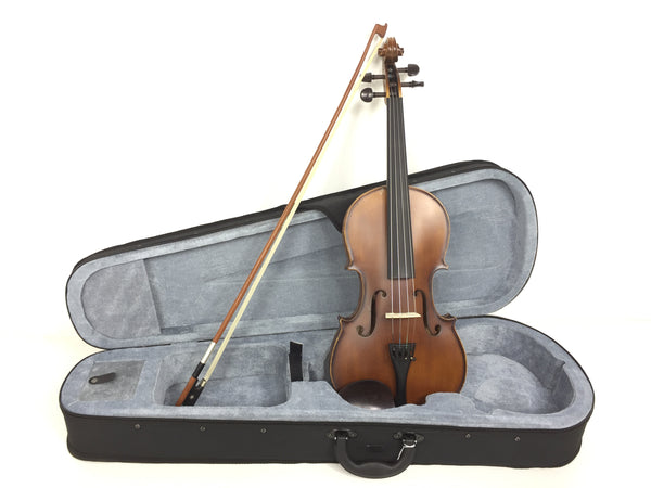 "15"" 16"" Symphony Solid wood viola outfit, ebony fittings SJVA 01A"