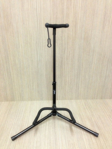 Haze GS008 Folderable Gooseneck Guitar Stand for Guitar Bass Banjo And More