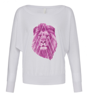 Pink Street Lion Sweater - BY DEFINITION