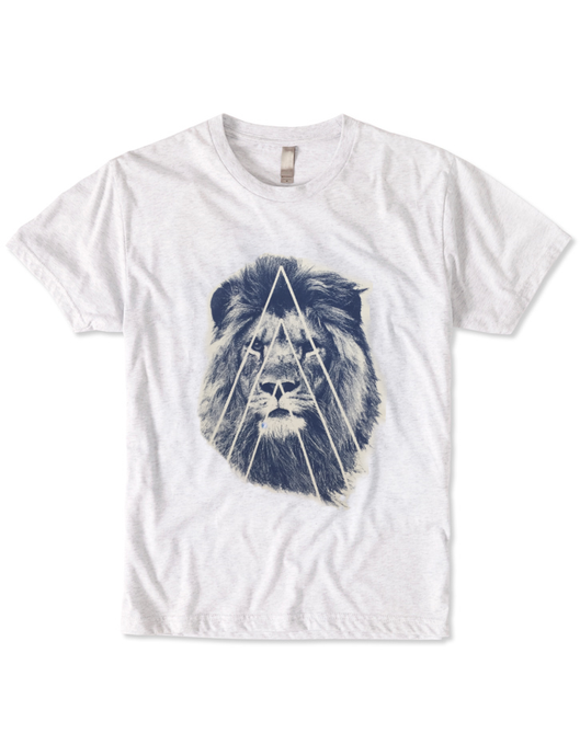 Organic Navy Street T-Shirt - BY DEFINITION
