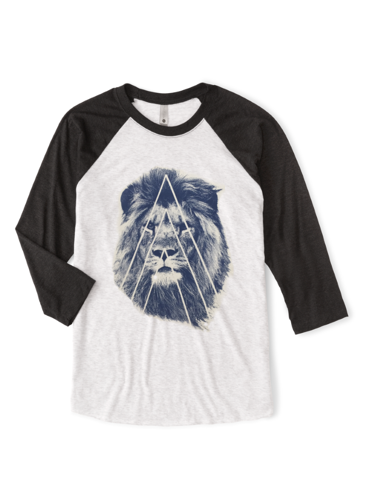Organic Unisex Lion Jersey - BY DEFINITION