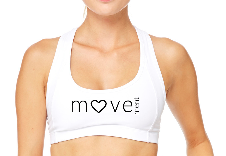 Movement Sports Bra - BY DEFINITION