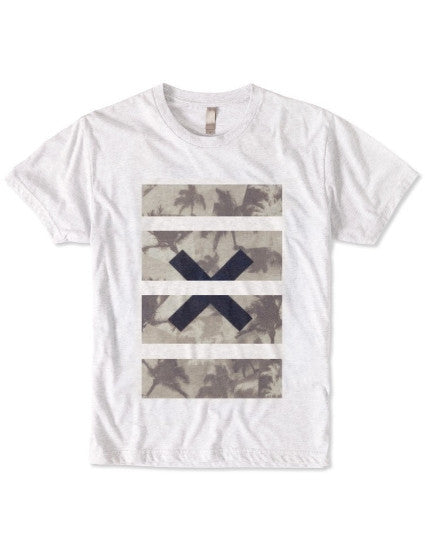 Organic The X Blocks T-Shirt - BY DEFINITION