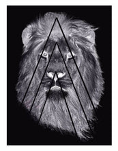 Organic Pink Street Lion T-Shirt - BY DEFINITION