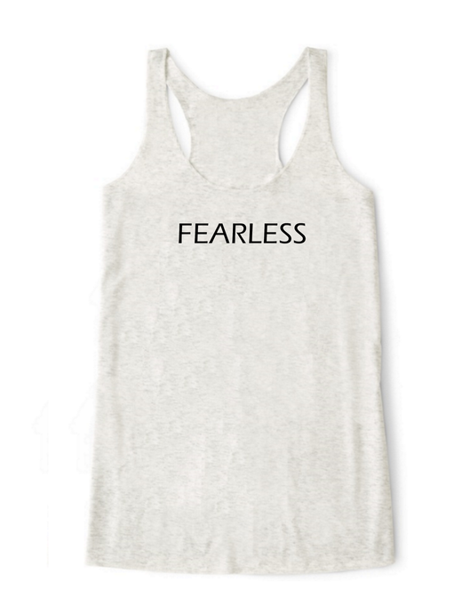 FEARLESS Tank Top - BY DEFINITION