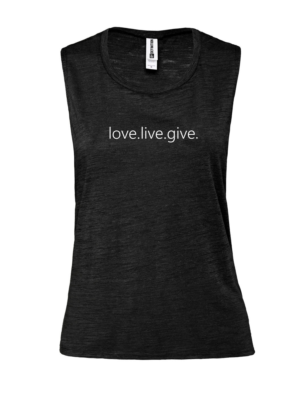 love.live.give  Muscle