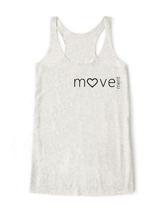 Movement Tank Top - BY DEFINITION