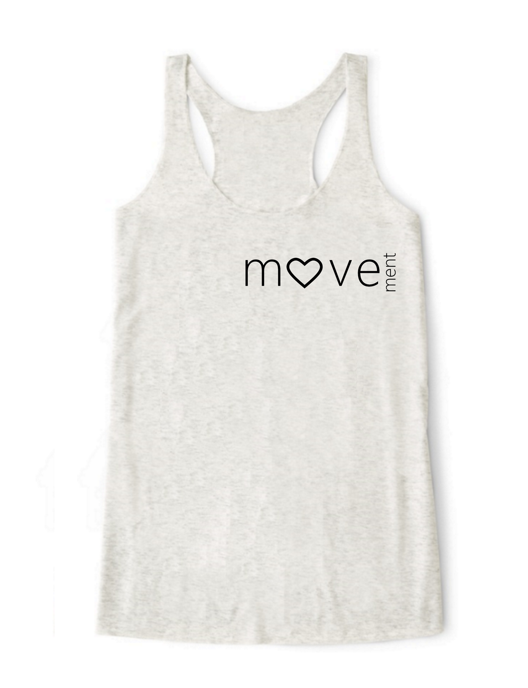 Organic Movement Tank Top - BY DEFINITION