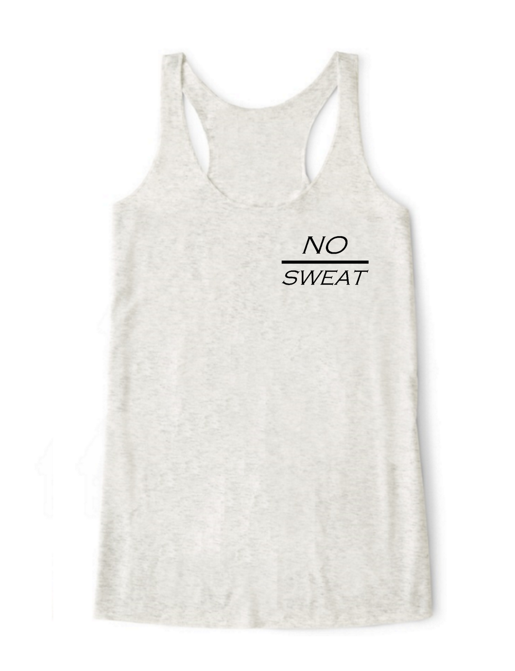 No Sweat Tank Top - BY DEFINITION