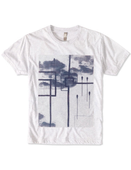 Organic Urban Clouds T-Shirt - BY DEFINITION
