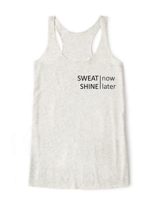 Organic Sweat Now Shine Later - BY DEFINITION