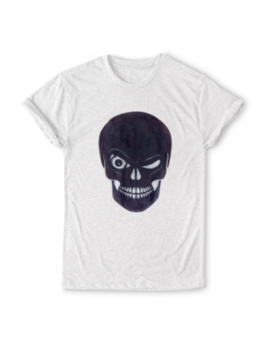 Winking Skull T-Shirt - BY DEFINITION