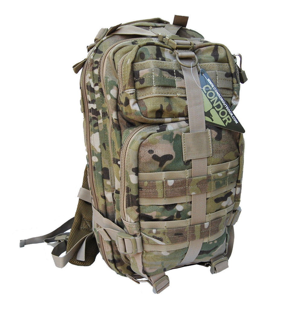 Compact Assault Backpack