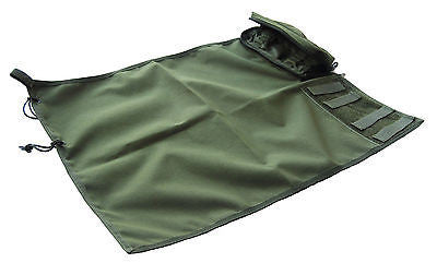 Roll-Up Cleaning Mat OD Green