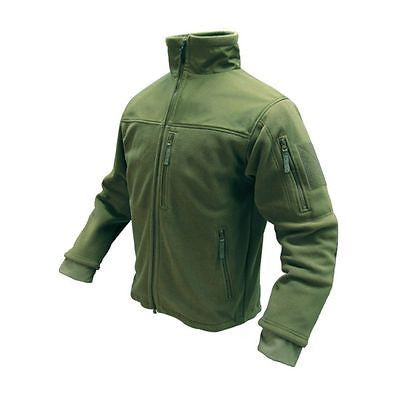 ALPHA Micro Fleece Jacket OD Green