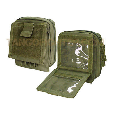 Tactical Map Pouch