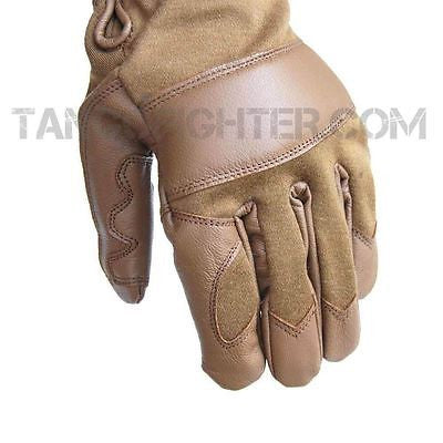 Combat Nomex Gloves  BLACK