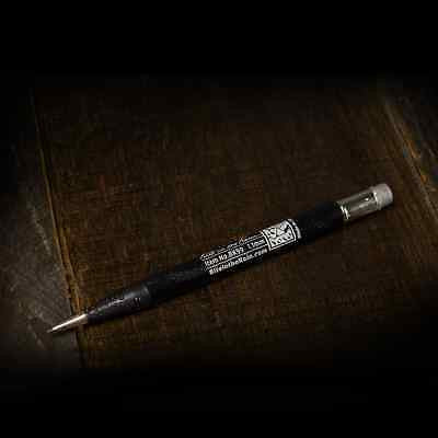Black 1.1mm All Weather Mechanical Pencil
