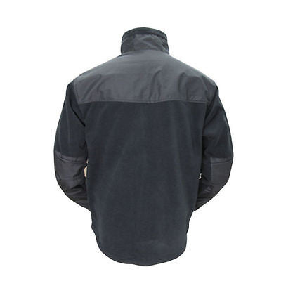 ALPHA Micro Fleece Jacket BLACK