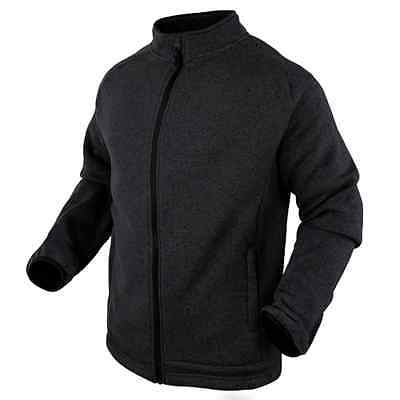 Matterhorn Fleece Sweater BLACK