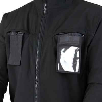 Covert Softshell Jacket BLACK