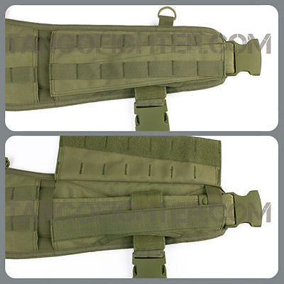 CONDOR 241: GEN 2 Battle Belt  OD Green