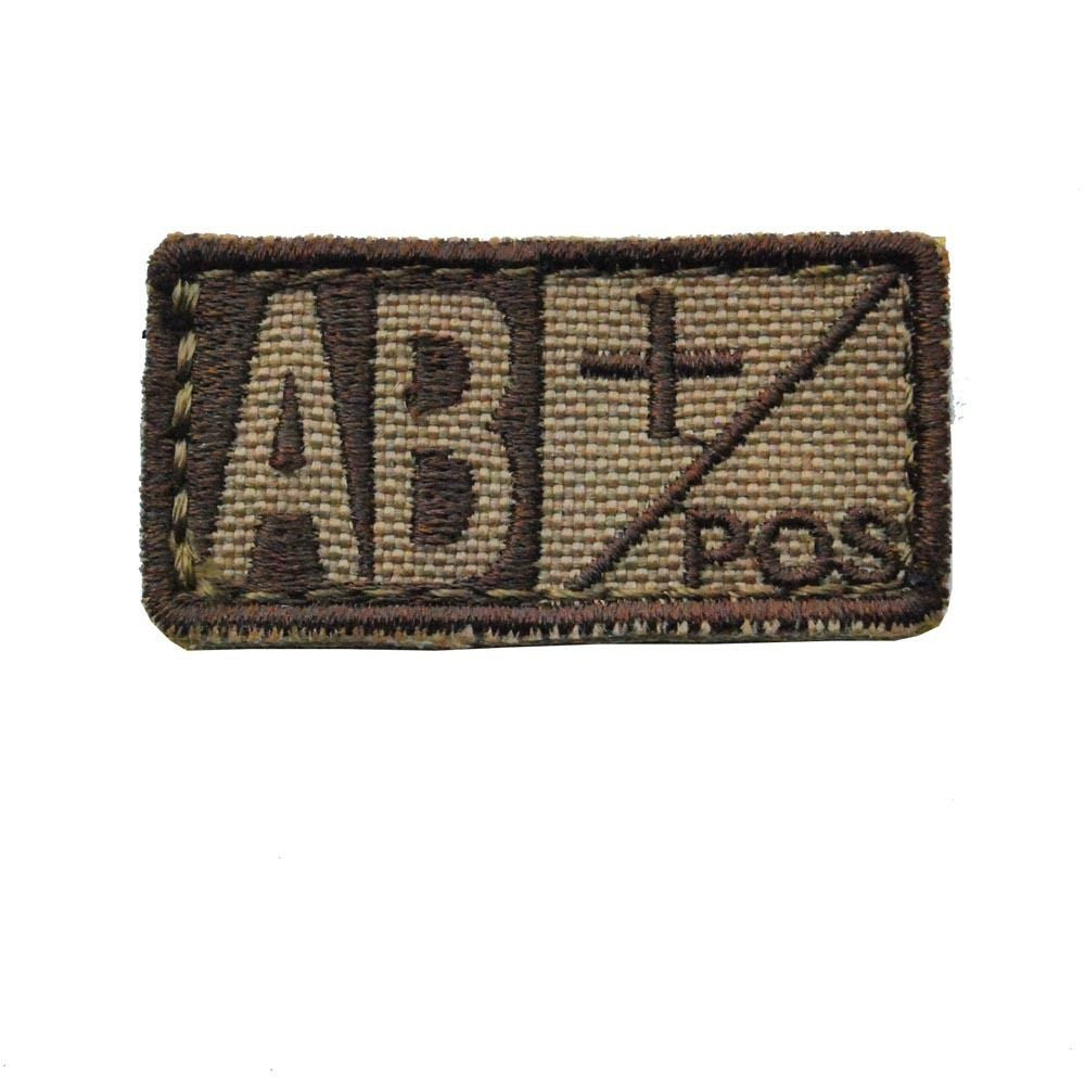 Bloodtype Patch AB Pos