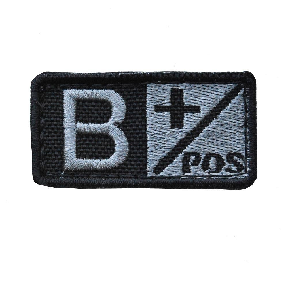Bloodtype Patch B Pos