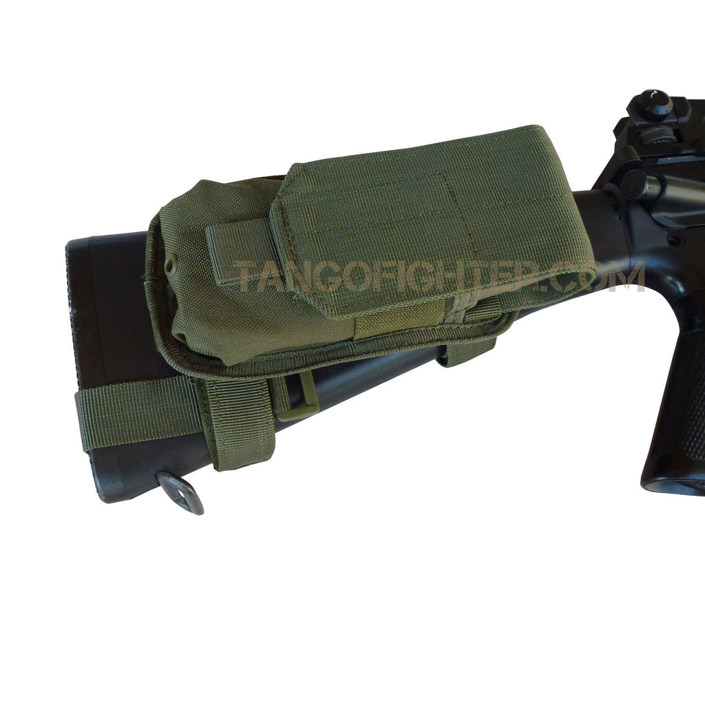 Buttstock Arm4m16 Magazine Pouch Tangofighter