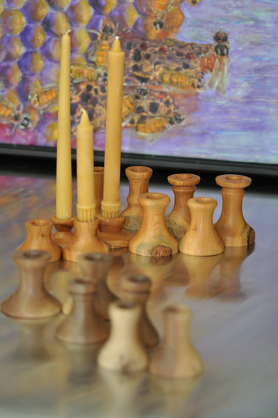 Candle - Pair of Candle Sticks