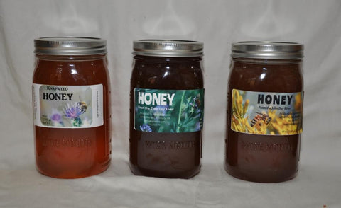 Honey - Quart Jar