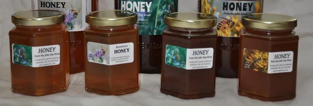 Honey - Hex Jar