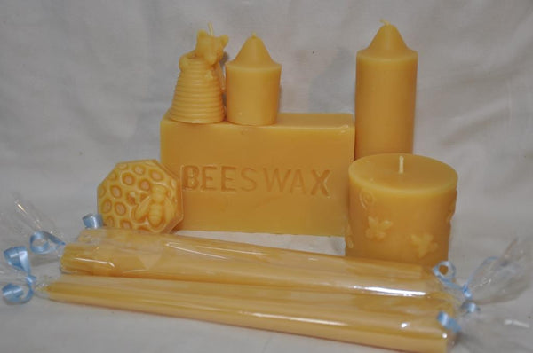 Candle - Bee on Comb