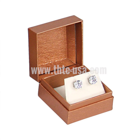 PQ3E-CP  Self Wrapped Earring Box