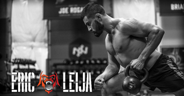 Life as a Swoledier - An Interview with Kettlebell Specialist, Eric Leija