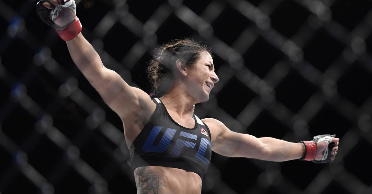 UFC's Tecia 'The Tiny Tornado' Torres Joins the SHEATH Corps