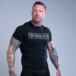 Apparel image of two people wearing sheath T-Shirts