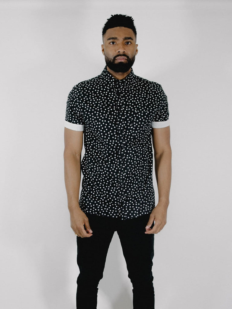 Zachary - Dots - Button-Ups
