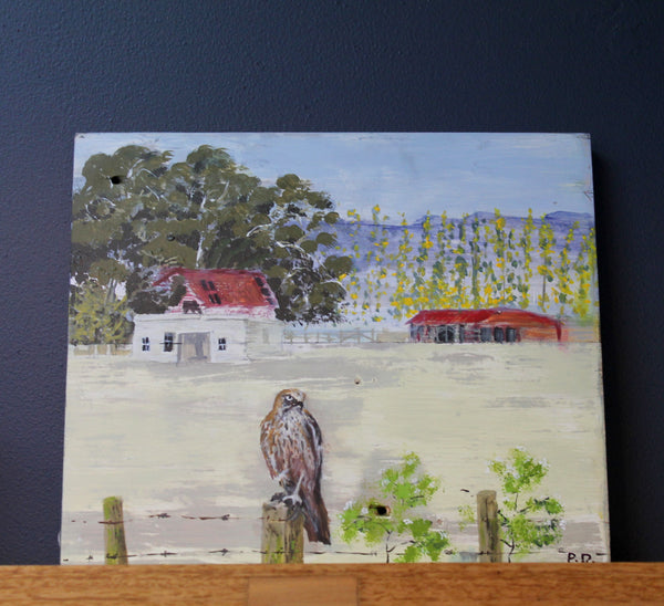 Hawkes Bay by Perry Davies